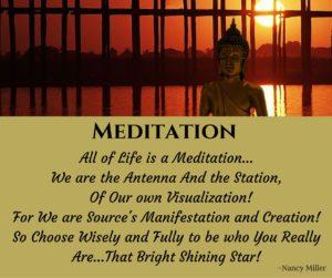NM Meditation Buddha RMPP